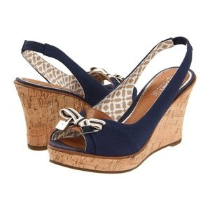 Sperry Top-Sider Southampton Wedge Heels
